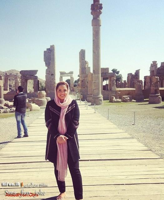 Mohammadi aksbaroon com 06 عکس های جدید نرگس محمدی / اردیبهشت 93